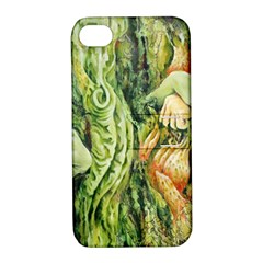 Chung Chao Yi Automatic Drawing Apple Iphone 4/4s Hardshell Case With Stand