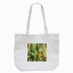 Chung Chao Yi Automatic Drawing Tote Bag (white)