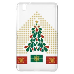 Christmas Tree Present House Star Samsung Galaxy Tab Pro 8 4 Hardshell Case