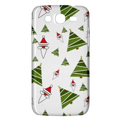 Christmas Santa Claus Decoration Samsung Galaxy Mega 5 8 I9152 Hardshell Case