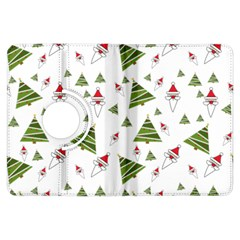 Christmas Santa Claus Decoration Kindle Fire Hdx Flip 360 Case