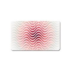 Art Abstract Art Abstract Magnet (name Card)