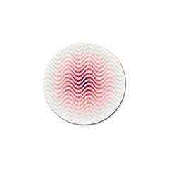 Art Abstract Art Abstract Golf Ball Marker (4 Pack)