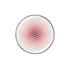 Art Abstract Art Abstract Hat Clip Ball Marker (4 Pack)
