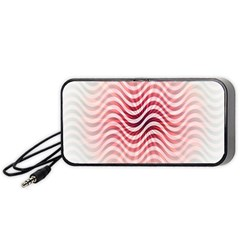 Art Abstract Art Abstract Portable Speaker