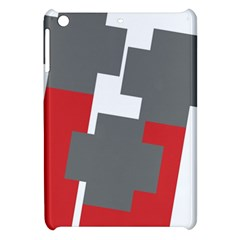 Cross Abstract Shape Line Apple Ipad Mini Hardshell Case
