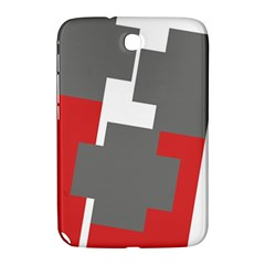 Cross Abstract Shape Line Samsung Galaxy Note 8 0 N5100 Hardshell Case
