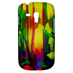 Abstract Vibrant Colour Botany Galaxy S3 Mini