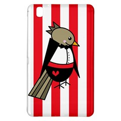 Bird Cute Design Cartoon Drawing Samsung Galaxy Tab Pro 8 4 Hardshell Case