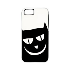 Cat Vector Clipart Figure Animals Apple Iphone 5 Classic Hardshell Case (pc+silicone)