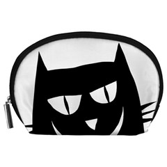 Cat Vector Clipart Figure Animals Accessory Pouches (large)