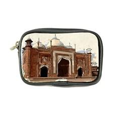 Agra Taj Mahal India Palace Coin Purse