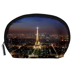 Paris At Night Accessory Pouches (large)