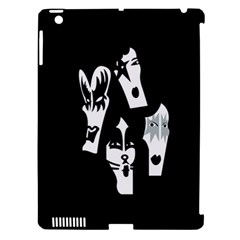 Kiss Band Logo Apple Ipad 3/4 Hardshell Case (compatible With Smart Cover)