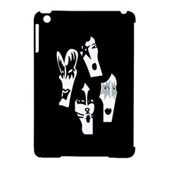 Kiss Band Logo Apple Ipad Mini Hardshell Case (compatible With Smart Cover)