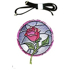 Beauty And The Beast Rose Shoulder Sling Bags