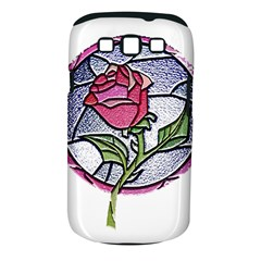 Beauty And The Beast Rose Samsung Galaxy S Iii Classic Hardshell Case (pc+silicone)