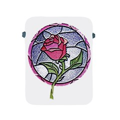 Beauty And The Beast Rose Apple Ipad 2/3/4 Protective Soft Cases