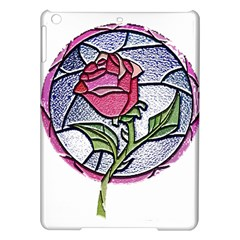 Beauty And The Beast Rose Ipad Air Hardshell Cases