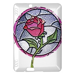 Beauty And The Beast Rose Kindle Fire Hdx Hardshell Case