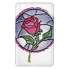 Beauty And The Beast Rose Samsung Galaxy Tab Pro 8 4 Hardshell Case