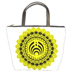 Bassnectar Sunflower Bucket Bags