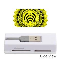 Bassnectar Sunflower Memory Card Reader (stick)
