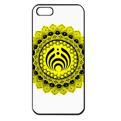 Bassnectar Sunflower Apple Iphone 5 Seamless Case (black)