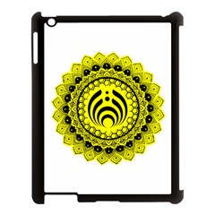 Bassnectar Sunflower Apple Ipad 3/4 Case (black)