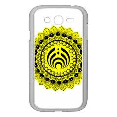Bassnectar Sunflower Samsung Galaxy Grand Duos I9082 Case (white)