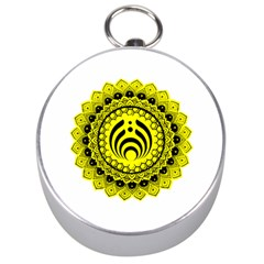 Bassnectar Sunflower Silver Compasses