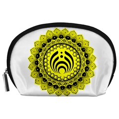 Bassnectar Sunflower Accessory Pouches (large)