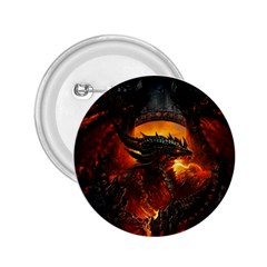 Dragon Legend Art Fire Digital Fantasy 2 25  Buttons