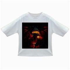 Dragon Legend Art Fire Digital Fantasy Infant/toddler T Shirts