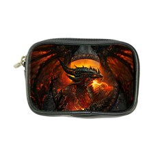 Dragon Legend Art Fire Digital Fantasy Coin Purse
