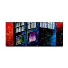 Dr Who Tardis Painting Cosmetic Storage Cases