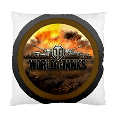 World Of Tanks Wot Standard Cushion Case (one Side)