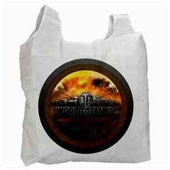 World Of Tanks Wot Recycle Bag (two Side)
