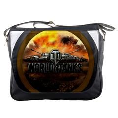 World Of Tanks Wot Messenger Bags