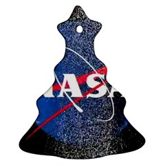 Nasa Logo Ornament (christmas Tree)