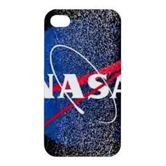 Nasa Logo Apple Iphone 4/4s Premium Hardshell Case