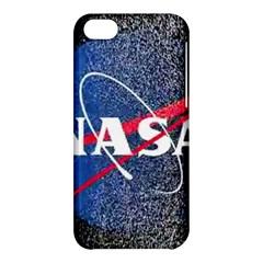 Nasa Logo Apple Iphone 5c Hardshell Case