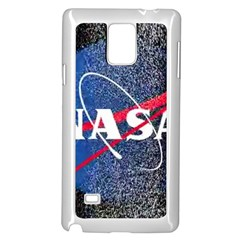 Nasa Logo Samsung Galaxy Note 4 Case (white)