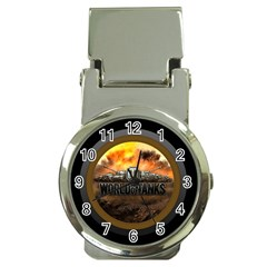 World Of Tanks Wot Money Clip Watches