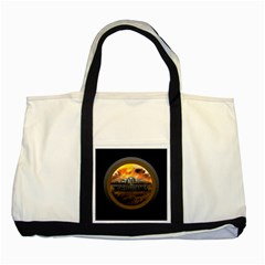 World Of Tanks Wot Two Tone Tote Bag