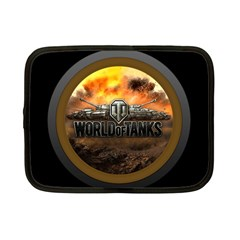 World Of Tanks Wot Netbook Case (small)