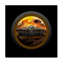 World Of Tanks Wot Face Towel