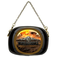 World Of Tanks Wot Chain Purses (one Side)