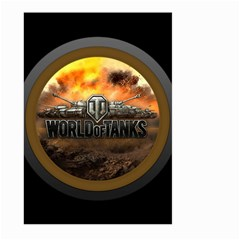 World Of Tanks Wot Large Garden Flag (two Sides)