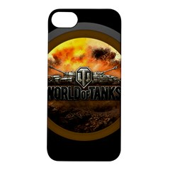 World Of Tanks Wot Apple Iphone 5s/ Se Hardshell Case
